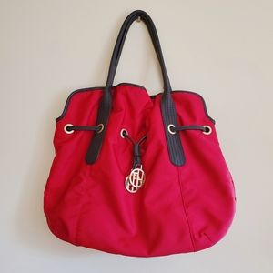 NWOT Tommy Hilfiger Tote Bag (Cherry Red)